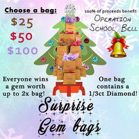 HOLLY JOLLY GEMS FUNDRAISER
